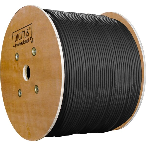 Verlegekabel CAT.7  S/FTP 100m 4x2xAWG23/1, LSOH-1, OUTDOOR