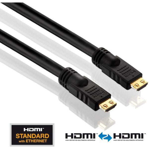HDMI/A Kab.ST-ST  25m Ethernet HDMI HIGH SPEED ETHERNET, 4K