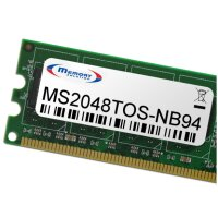 MS Memory Module 2GB - compatible with Toshiba Satellite...