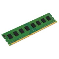 Kingston ValueRAM 4GB DDR3-1600 - 4 GB - 1 x 4 GB - DDR3...