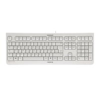 Cherry KC 1000 USB QWERTZ Deutsch Grau
