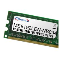 MS Memory Module 8GB - compatible with Lenovo ThinkPad X260