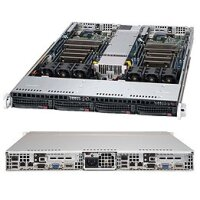 Supermicro SuperServer 6017TR-TF - 2 Knoten - Cluster