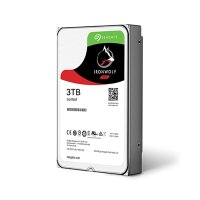 Seagate IronWolf ST3000VN007 - 3.5 Zoll - 3000 GB - 5900 RPM
