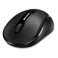 Microsoft Wireless Mobile Mouse 4000 - Maus - optisch