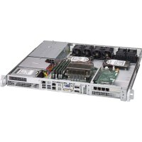 Supermicro CSE-515-R407 - Rack - Server - Silber -...